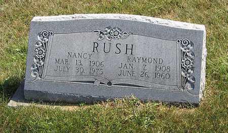 RUSH, RAYMOND - Benton County, Iowa | RAYMOND RUSH
