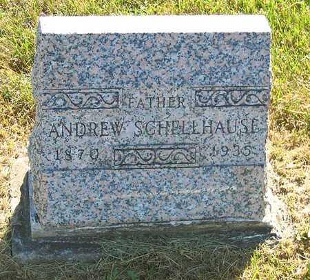 SCHELLHAUSE, ANDREW - Benton County, Iowa   ANDREW SCHELLHAUSE