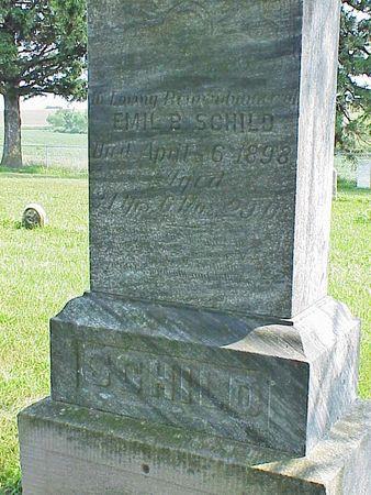 SCHILD, EMIL - Benton County, Iowa | EMIL SCHILD