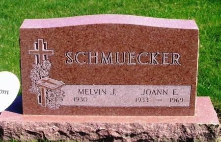 SCHMUECKER, JOANN E. - Benton County, Iowa | JOANN E. SCHMUECKER