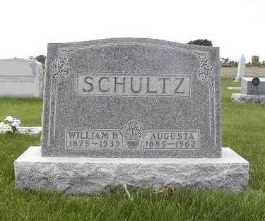 SCHULTZ, WILLIAM H. - Benton County, Iowa | WILLIAM H. SCHULTZ