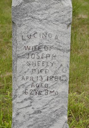SHEELY, LUCINDA - Benton County, Iowa | LUCINDA SHEELY