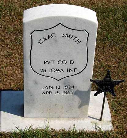 SMITH, ISAAC - Benton County, Iowa | ISAAC SMITH