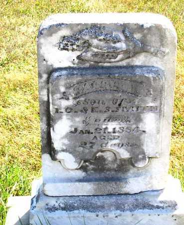 SMITH, RALPH L. - Benton County, Iowa | RALPH L. SMITH