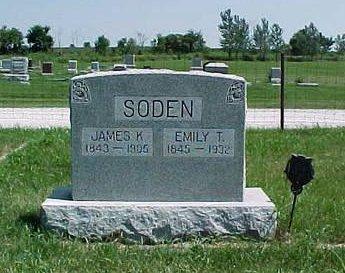 TULETT SODEN, EMILY - Benton County, Iowa | EMILY TULETT SODEN