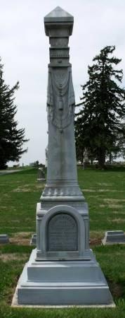 STANLEY, JOHNNIE - Benton County, Iowa | JOHNNIE STANLEY
