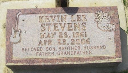 STEVENS, KEVIN LEE - Benton County, Iowa | KEVIN LEE STEVENS