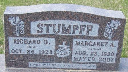 STUMPFF, MARGARET A - Benton County, Iowa | MARGARET A STUMPFF