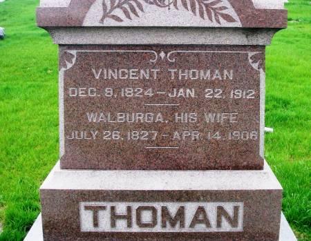 THOMAN, VINCENT - Benton County, Iowa | VINCENT THOMAN