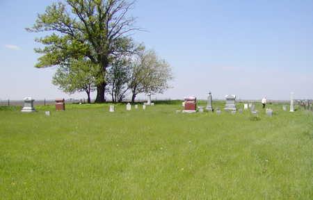 THOMPSON, CEMETERY - Benton County, Iowa | CEMETERY THOMPSON