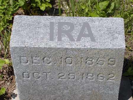 THOMPSON, IRA - Benton County, Iowa | IRA THOMPSON