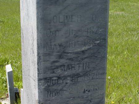 THOMPSON, OLIVER O. - Benton County, Iowa | OLIVER O. THOMPSON