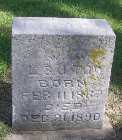 TOW, MARTIN - Benton County, Iowa | MARTIN TOW