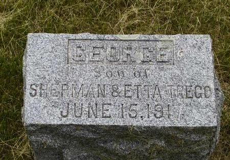 TREGO, GEORGE - Benton County, Iowa | GEORGE TREGO
