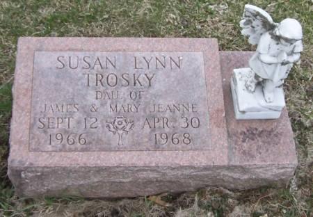 TROSKY, SUSAN LYNN - Benton County, Iowa   SUSAN LYNN TROSKY