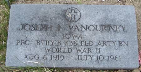 VANOURNEY, JOSEPH P - Benton County, Iowa | JOSEPH P VANOURNEY
