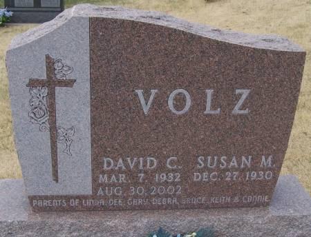 VOLTZ, DAVID C - Benton County, Iowa | DAVID C VOLTZ
