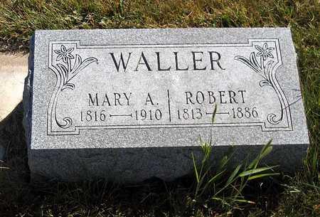 WALLER, ROBERT - Benton County, Iowa | ROBERT WALLER