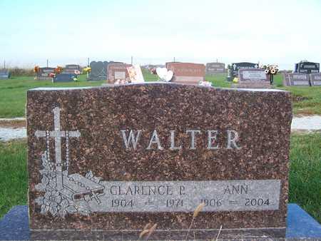 SOUCHEK WALTER, ANN - Benton County, Iowa | ANN SOUCHEK WALTER