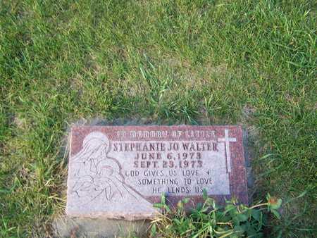 WALTER, STEPHANIE JO - Benton County, Iowa | STEPHANIE JO WALTER