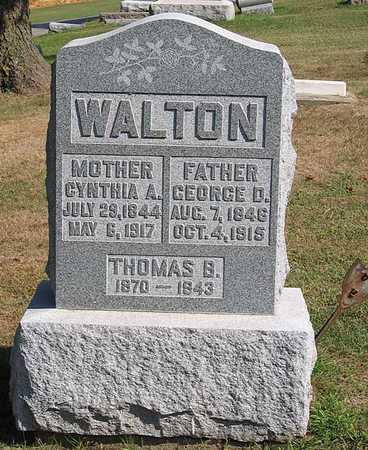 WALTON, THOMAS B. - Benton County, Iowa | THOMAS B. WALTON