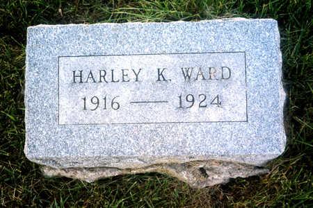 WARD, HARLEY KENNETH - Benton County, Iowa | HARLEY KENNETH WARD