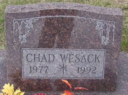 WESACK, CHAD - Benton County, Iowa | CHAD WESACK