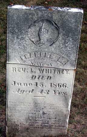 WHITNEY, FRANCIS M. - Benton County, Iowa | FRANCIS M. WHITNEY