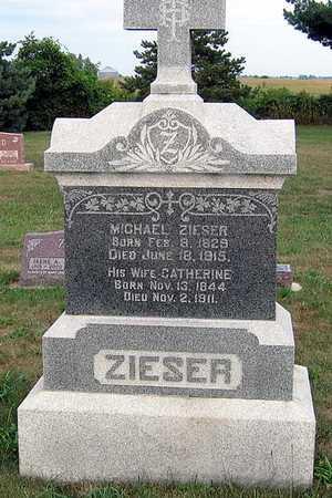 ZIESER, CATHERINE - Benton County, Iowa | CATHERINE ZIESER