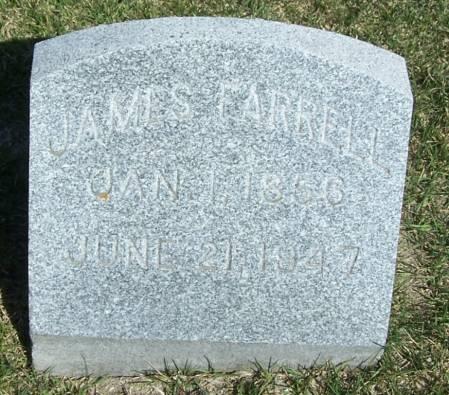 FARRELL, JAMES - Benton County, Iowa | JAMES FARRELL