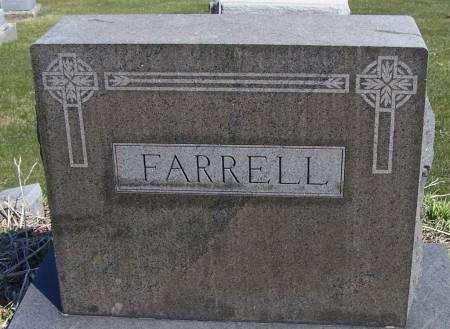 FARRELL, THOMAS FAMILY STONE - Benton County, Iowa | THOMAS FAMILY STONE FARRELL