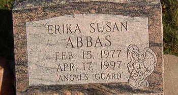 ABBAS, ERICA SUSAN - Black Hawk County, Iowa | ERICA SUSAN ABBAS