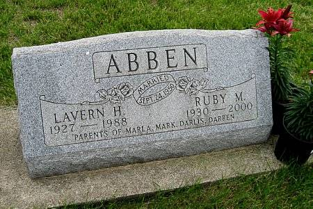 ABBEN, LAVERN H. - Black Hawk County, Iowa | LAVERN H. ABBEN