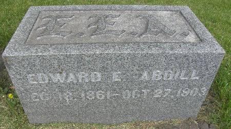 ABDILL, EDWARD E. - Black Hawk County, Iowa | EDWARD E. ABDILL