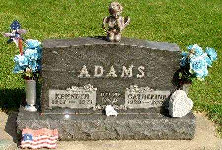ADAMS, CATHERINE - Black Hawk County, Iowa | CATHERINE ADAMS