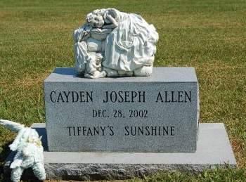 ALLEN, CAYDEN JOSEPH - Black Hawk County, Iowa   CAYDEN JOSEPH ALLEN