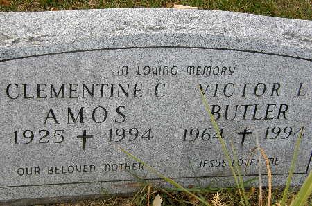 BUTLER, VICTOR L. - Black Hawk County, Iowa | VICTOR L. BUTLER