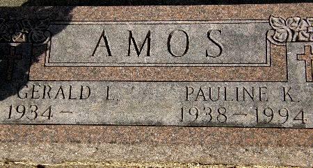 AMOS, GERALD L. - Black Hawk County, Iowa | GERALD L. AMOS