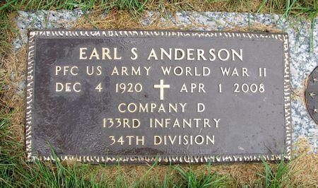ANDERSON, EARL S. - Black Hawk County, Iowa | EARL S. ANDERSON