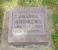 ANDREWS, AMANDA - Black Hawk County, Iowa | AMANDA ANDREWS