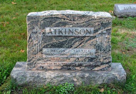 ATKINSON, J. MELVIN - Black Hawk County, Iowa | J. MELVIN ATKINSON