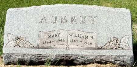 AUBREY, WILLIAM H. - Black Hawk County, Iowa | WILLIAM H. AUBREY