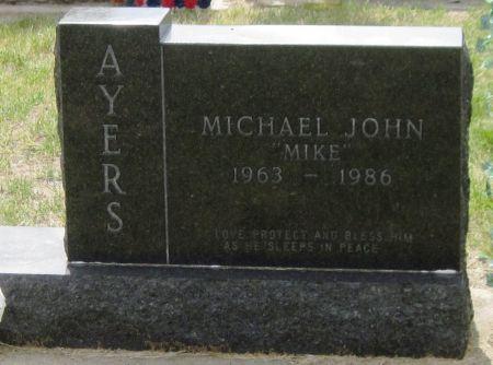 AYERS, MICHAEL