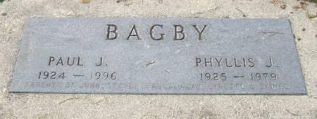 BAGBY, PHYLLIS J. - Black Hawk County, Iowa | PHYLLIS J. BAGBY