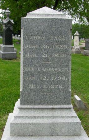 MCKNAUGHT, JOHN D. - Black Hawk County, Iowa   JOHN D. MCKNAUGHT