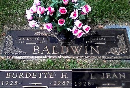 BALDWIN, L. JEAN - Black Hawk County, Iowa | L. JEAN BALDWIN