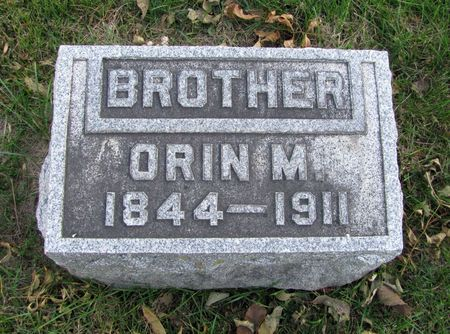 BALDWIN, ORIN M. - Black Hawk County, Iowa | ORIN M. BALDWIN