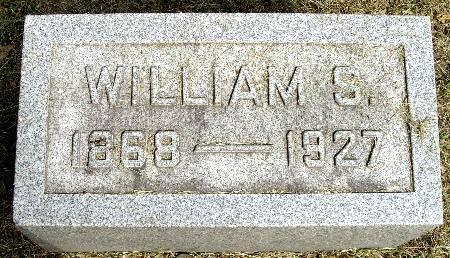 BALDWIN, WILLIAM S. - Black Hawk County, Iowa | WILLIAM S. BALDWIN
