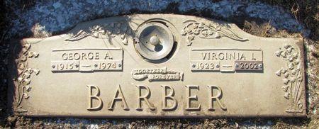 BARBER, VIRGINIA I. - Black Hawk County, Iowa | VIRGINIA I. BARBER