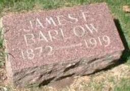 BARLOW, JAMES F. - Black Hawk County, Iowa | JAMES F. BARLOW